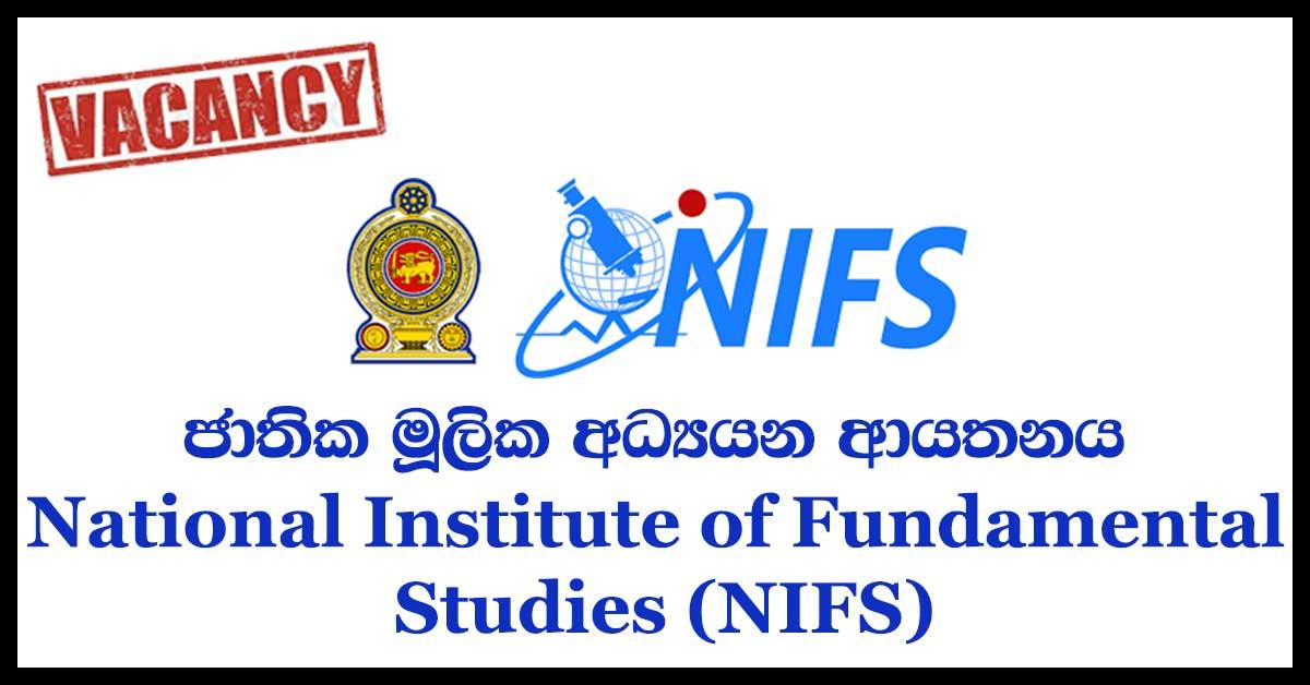National Institute of Fundamental Studies (NIFS)